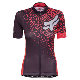 Fox Switchback Comp Women's SS Jersey plum